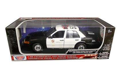 Ford Crown Victoria Los Angeles Police LAPD
