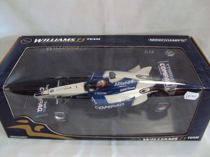 Williams F1 BMW FW24 2002