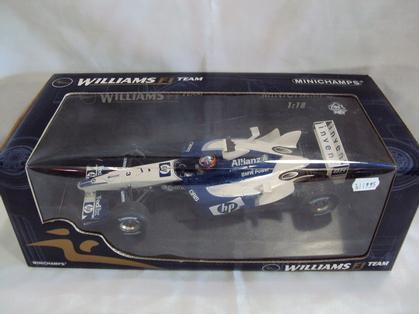 Williams F1 BMW Showcar 2003