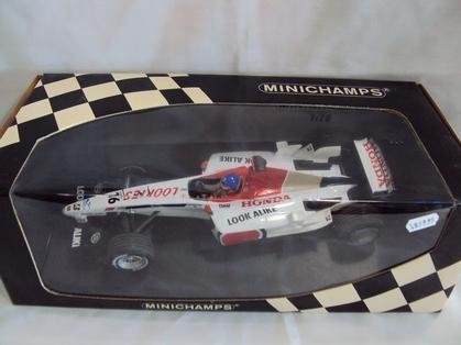 Bar F1 Honda 005
