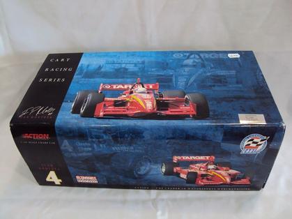 Reynard 1999 #4 Target
