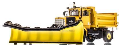 Oshkosh P Series Snow Plow 4x4