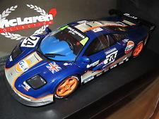 Mclaren F1 GTR Gulf 4th Le Mans