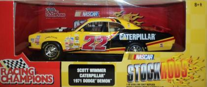 Dodge Demon 1971 Scott Wimmer Caterpillar