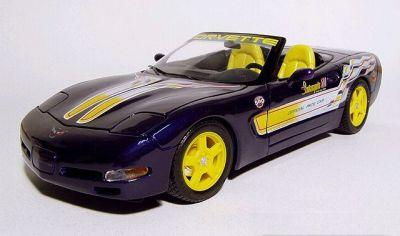 chevrolet corvette convertible 1998 pace car. Black Bedroom Furniture Sets. Home Design Ideas