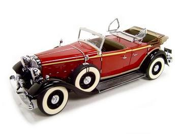 Lincoln KB Top Down 1932