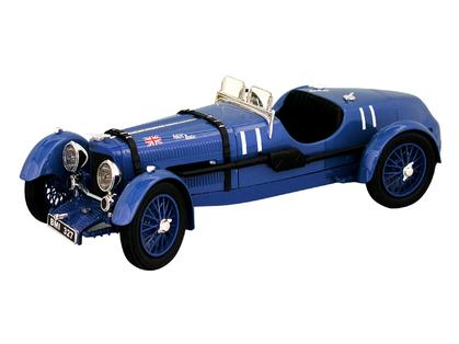 Aston Martin Le Mans Team Car 1934  1934