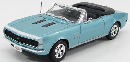 Chevrolet Camaro SS 396 Convertible 1967