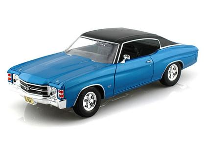 Chevrolet Chevelle SS 454 1971 Hard Top