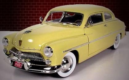Mercury Coupe 1949
