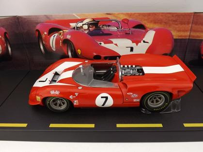 1966 Can-Am Lola T70 #7