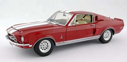 Ford Shelby GT-500 Fastback 1968