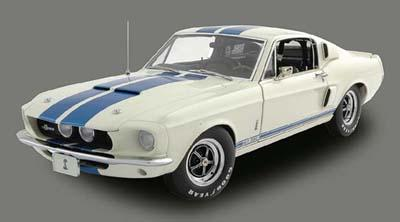 Ford Shelby GT-350 Fastback 1967