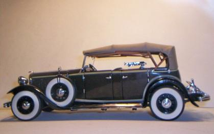 Lincoln KB 1932