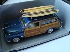 Ford Woody Station Wagon 1949