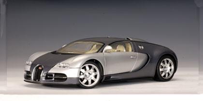 Bugatti EB 16.4 Veyron Showcar