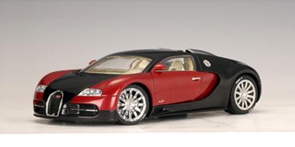Bugatti EB 16.4 Veyron Showcar (Frank Furt 2001)