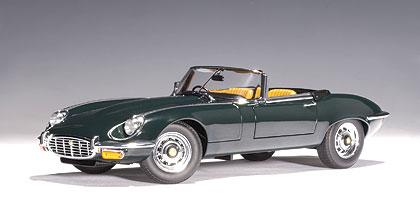 Jaguar E-Type Roadster Series III V12