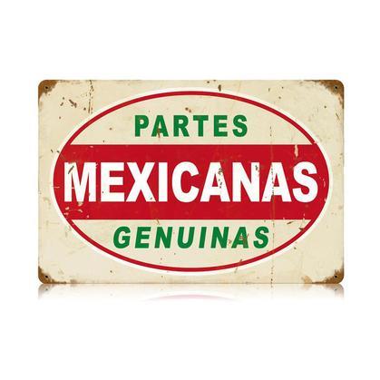 Partes Mexicanas Genuinas