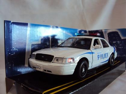 Ford Crown Victoria 2007 Police Interceptor Vancouver Police Dept.