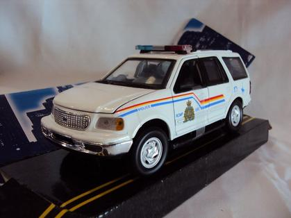 Ford Expedition XLT 2000 RCMP/GRC