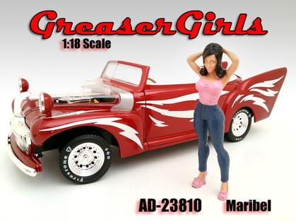 Figurine Greaser Girls