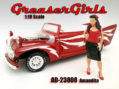 Figure Greaser Girls