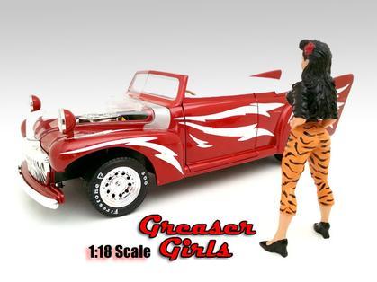 Figurine Greaser Girls Quot Danika Quot