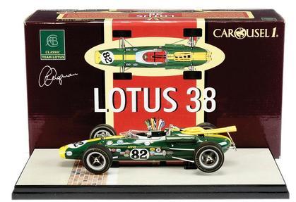 Lotus 38 1965 Indy 500