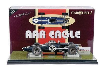 AAR Eagle 1967 Grand Prix Belgium-Spa