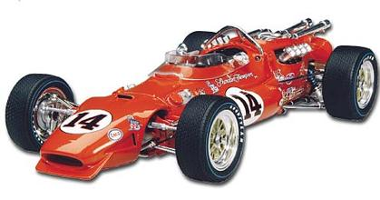 Coyote Indy 500 1967