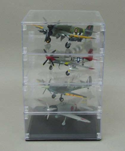 Display Case For 4 Planes In A Tower (Demo)
