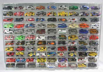 Display case for 99 1/64 WITH Verticals Separators