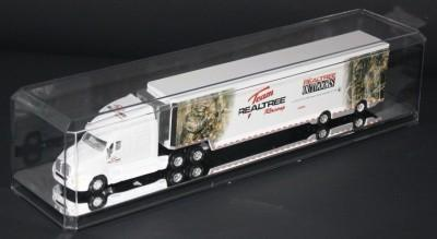 Clear Display Case for 1 Transporter 1/64