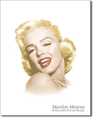 Monroe Eternal Beauty