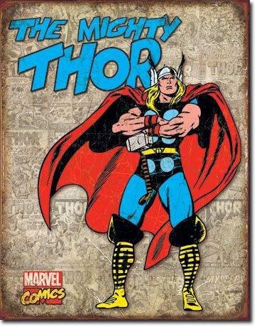 Thor Retro Cover Panel