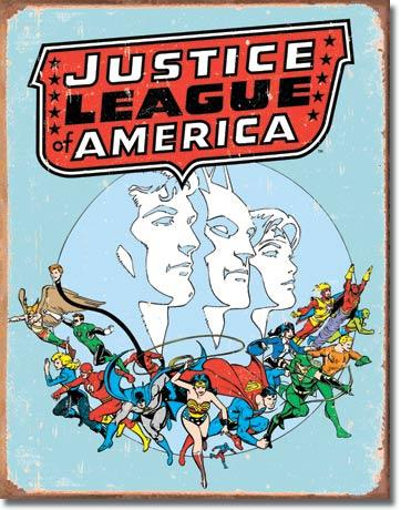 Justice League Of America Retro