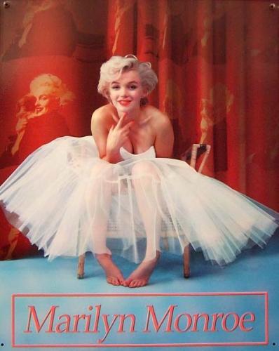 Marilyn Monroe - Ballerina dress