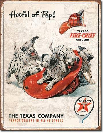 Texaco - Hatful of Pep