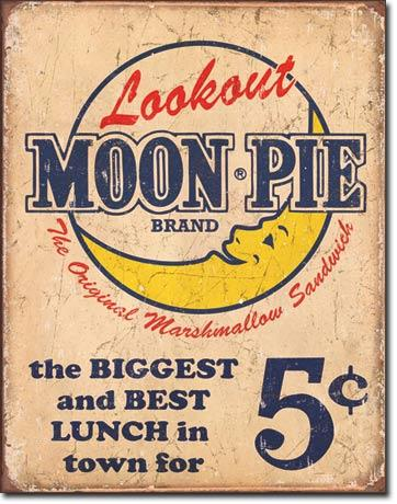 Lookout Moon Pie - The Biggest And Best Lunch...