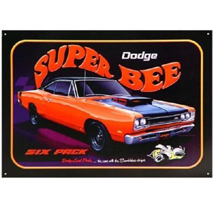 Dodge Super Bee Six Pack Car