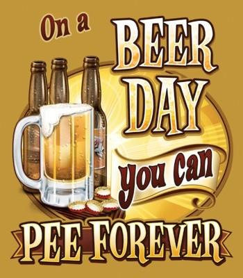 Beer Day you can