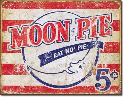 Moon Pie - Eat mo' pie 5 cents