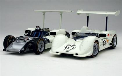Chaparral 2E 1966 #65