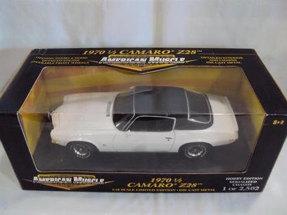Chevrolet Camaro Z28 1970 1/2