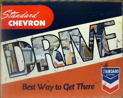 Chevron Stand Best Way