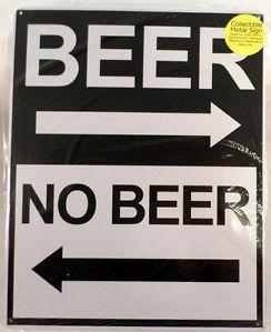 Beer, No Beer