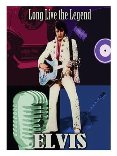 Long Live The Legend - Elvis