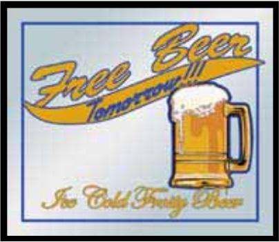 Free Beer Tomorow