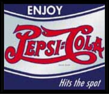 Enjoy Pepsi-Cola - Hits The Spot